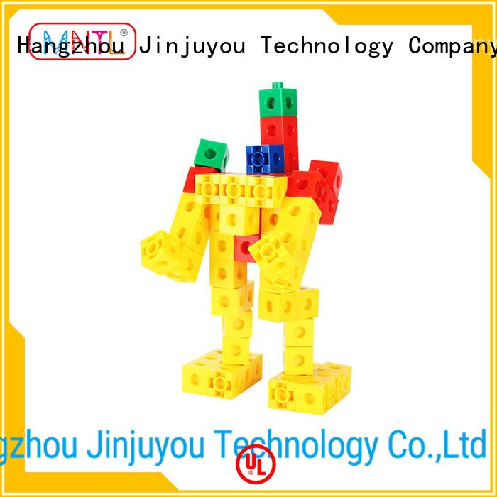 purple Plastic building toys ABS plastic ABS plastic For Children