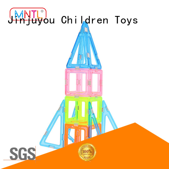 MNTL latest Crystal Magnetic Building Blocks get quote For Children