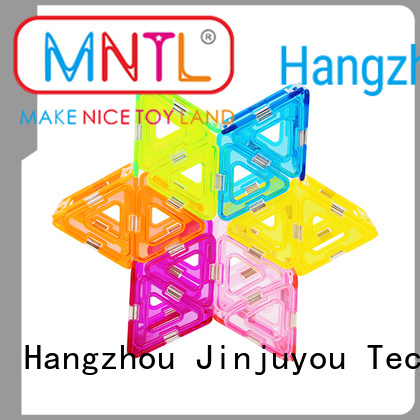 MNTL 2019 hot toys Crystal Magnetic Building Blocks Hot toys For Toddler