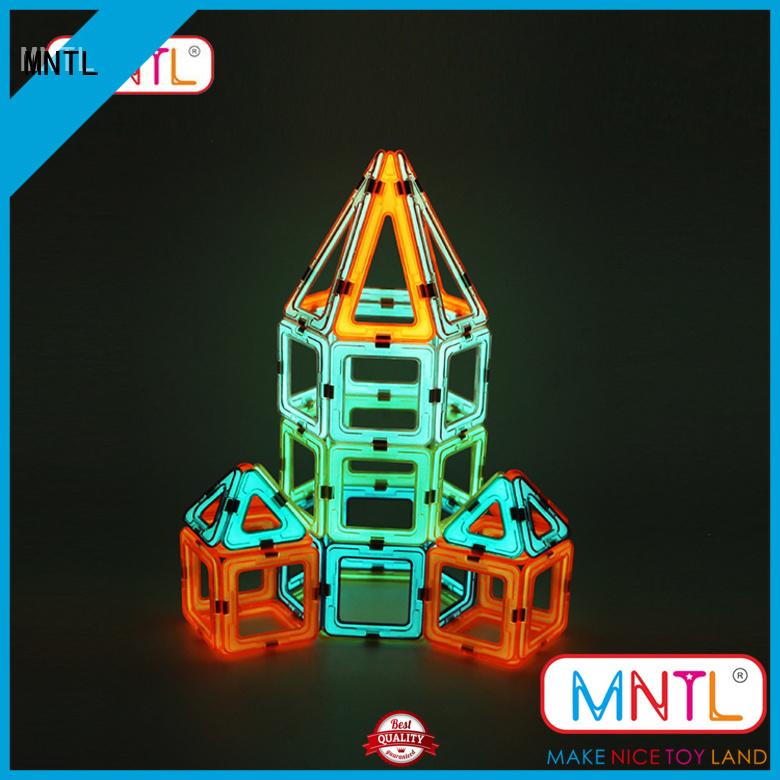 MNTL Hot building block magnetic blocks Best Toys For Toddler