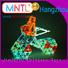 Hot building block magnetic construction set green, Best building block For kids
