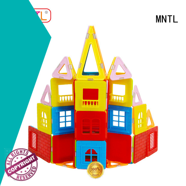 MNTL latest Crystal magnetic toys OEM For Children