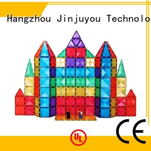 MNTL Recreational magnet building tiles Magnetic Construction Toys For kids