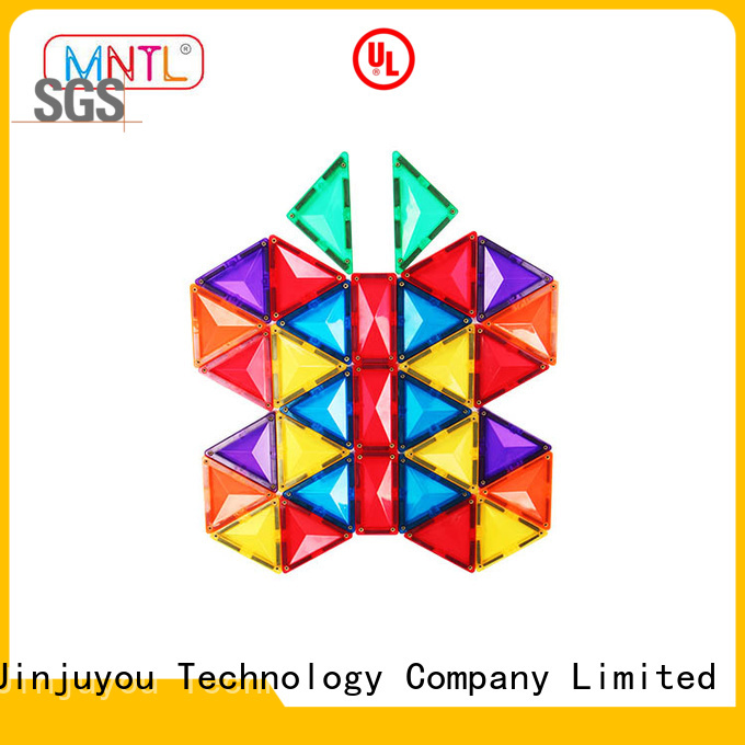 MNTL durable Magnetic Building Tiles Best Toys For 3 years old