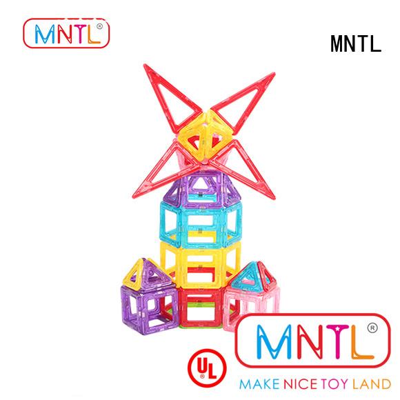best magnetic toys Mini magnetic tiles strong magnet supplier For Children