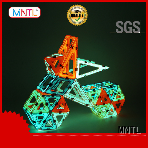 Newest magnetic blocks ABS plastic Best building block For Children