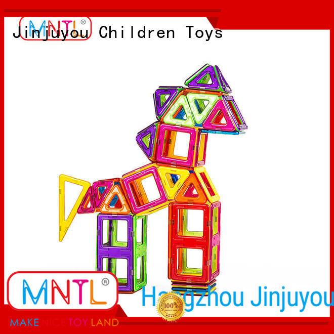 MNTL purple Classic Magnetic Building Blocks Best Toys For Toddler