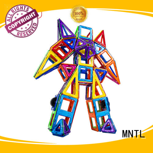 MNTL Newest magnetic blocks DIY For kids