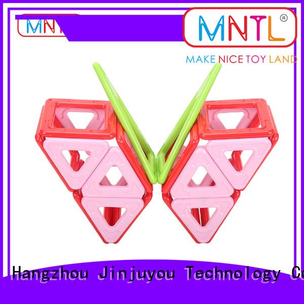 MNTL 2019 magnetic blocks DIY For kids