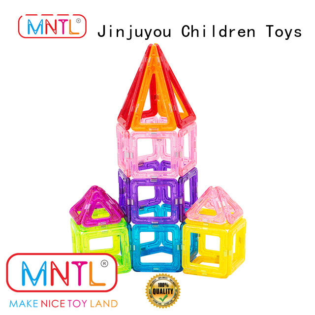 MNTL best magnetic toys Mini building magnets bulk production For kids over 3 years