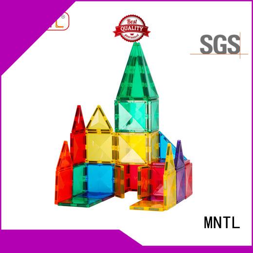 MNTL strong magnet magnet tiles toys kids Best Toys For 3 years old