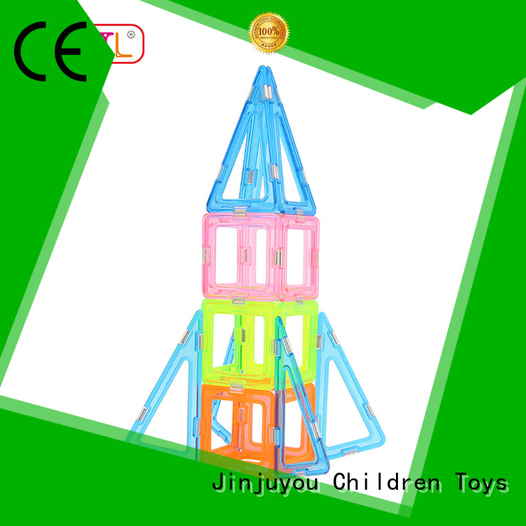 MNTL portable Crystal Magnetic Building Blocks OEM For Children