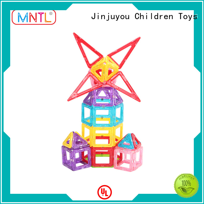 MNTL best magnetic toys Mini magnetic tiles customization For Children