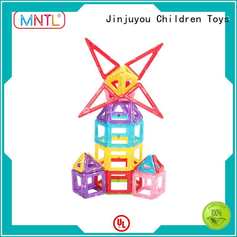 MNTL best magnetic toys Mini magnetic tiles customization For Children