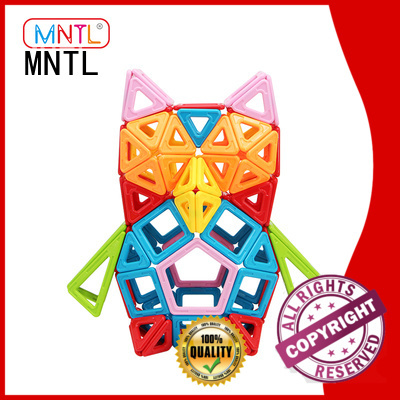 MNTL 2019 magnetic blocks Best Toys For Toddler