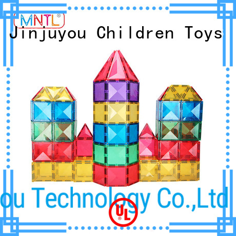 durable Magnetic Building Tiles Recreational Best Toys For kids