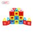 0MNTL Deluxe 100Pcs Plastic Magnetic Blocks Set, for Girls & Boys A8172 set2.jpg