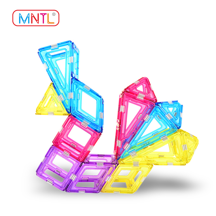 MNTL A8201 30PCS Magnetics Toys Building Blocks Set Strong Magnets Toy for Toddlers