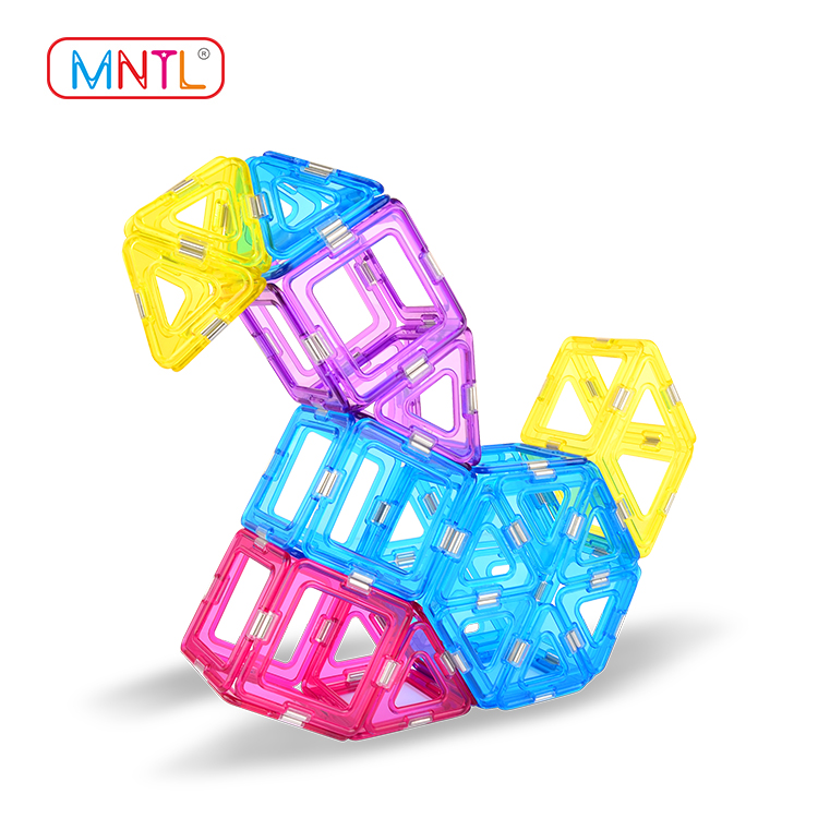 MNTL strong magnet magnetic building blocks for toddlers supplier For kids-2