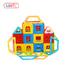 01.MNTL Magnetic Building Blocks Set, A8212 130 Pcs with Windows Balcony Toys2.jpg