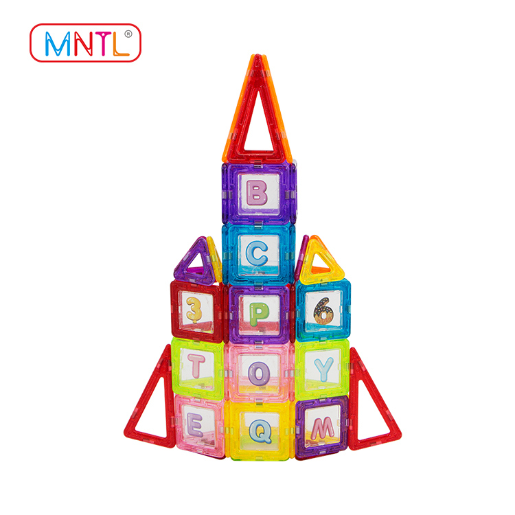 MNTL A8306 112 Pcs MINI Size Magnetic Bricks Set Toys for Kids & Children