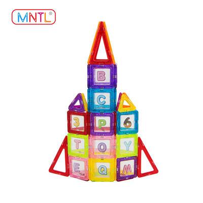 MNTL A8306 112 Pcs MINI Size Magnetic Bricks Set Toys for Kids & Children