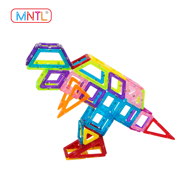 MNTL A8308 162PCS Mini Magnetic building blocks Set, Educational Building Construction Toys for Boys Girls