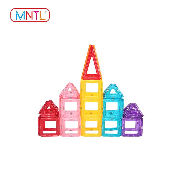 MNTL A8308 162PCS Mini Magnetic building blocks Set, Educational Building Construction Toys for Boys Girls