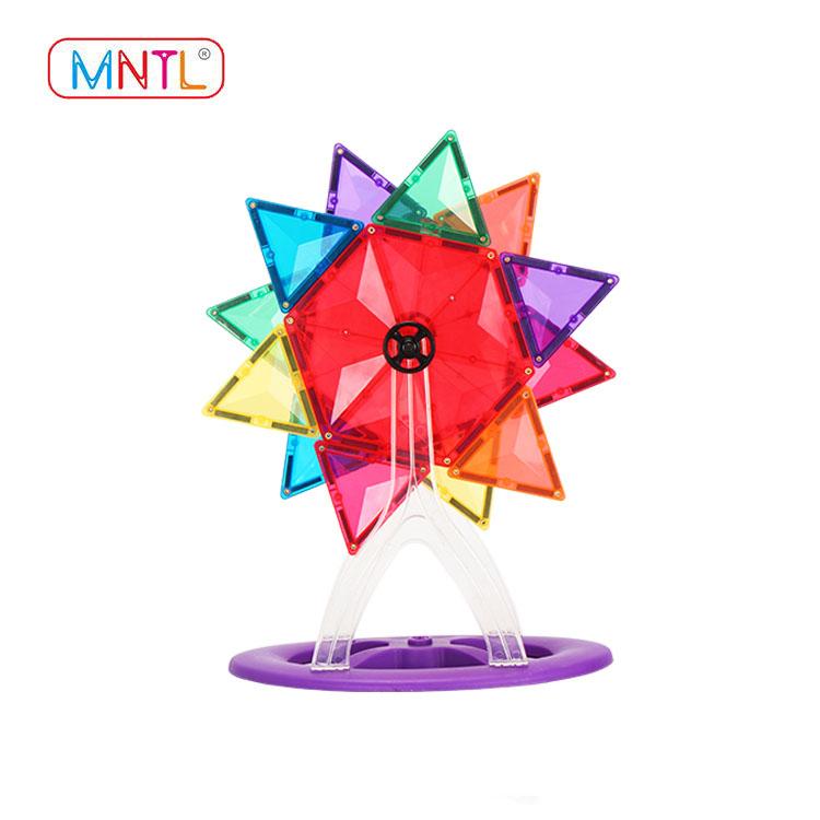 MNTL durable magnetic building tiles Best Toys For Children-1