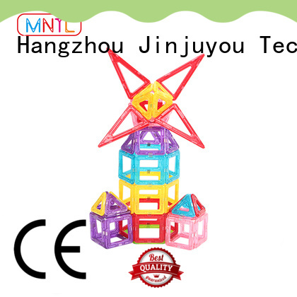 Best toy for children 3d magnetic building blocks green, for wholesale For kids over 3 years