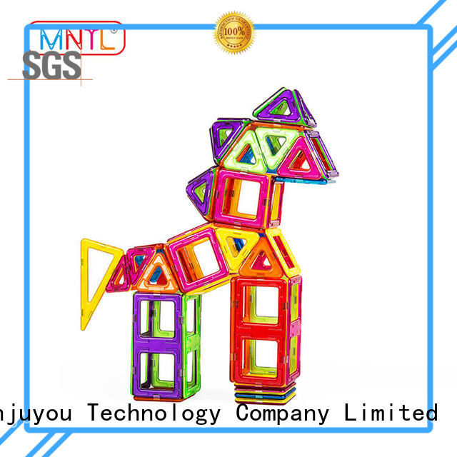MNTL Hot building block magnet building blocks Magnetic Construction Toys For Children