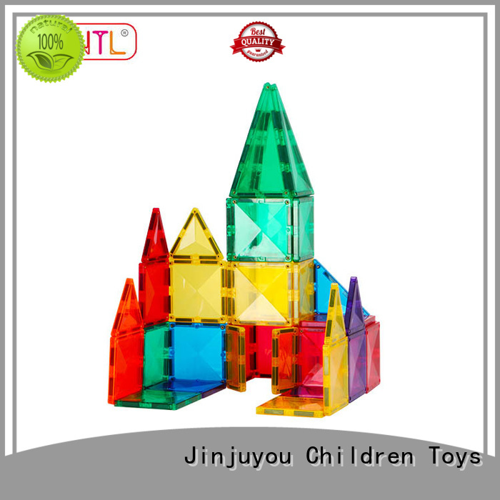 high-quality magnetic building blocks Recreational Best Toys For Children