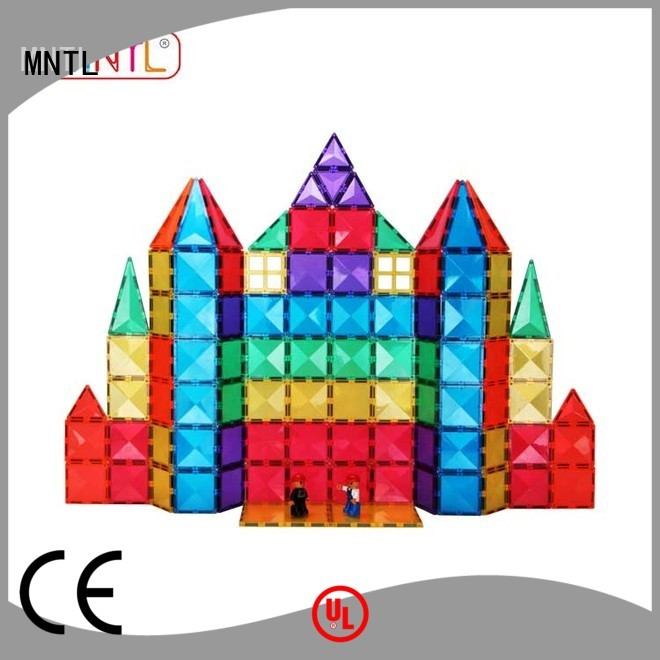 MNTL latest magnetic tiles Best building block For 3 years old
