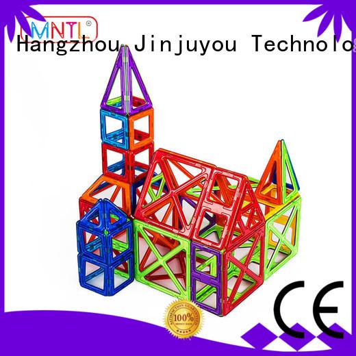 MNTL ABS plastic magnetic blocks Magnetic Construction Toys For kids
