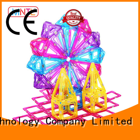 MNTL strong magnet Crystal magnetic toys customization For Children