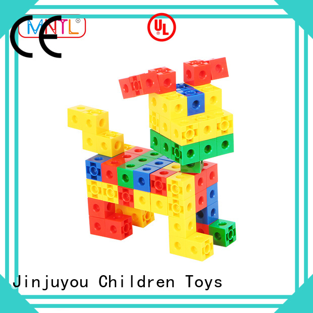 Recreational big building blocks for toddlers Recreational orange, For Toddler