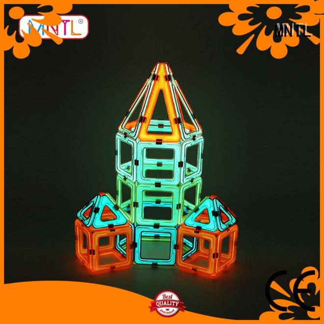 Hot building block magnet toy building blocks deep blue, Best Toys For Children