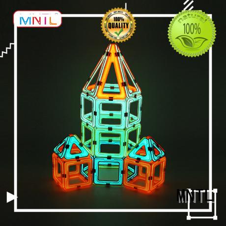 MNTL blue, Classic Magnetic Building Blocks Best building block For kids