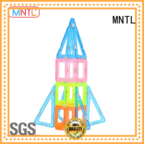 MNTL Conventional Crystal picasso tiles ODM For Toddler