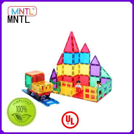 MNTL ABS plastic magnetic building blocks Best building block For 3 years old
