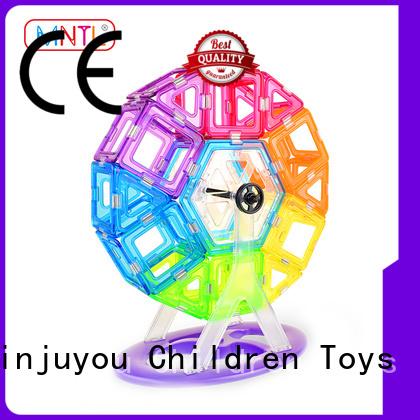 MNTL Breathable Crystal Magnetic Building Blocks ODM For Children