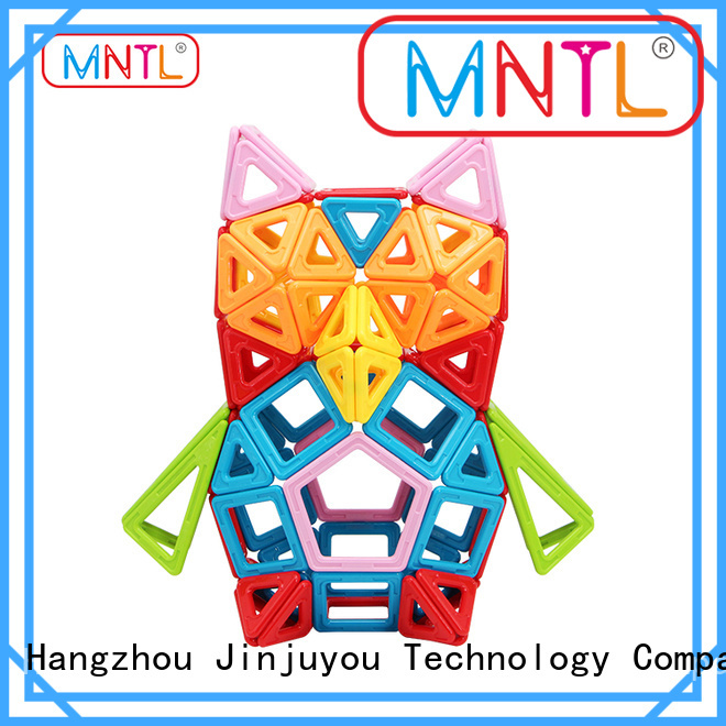 Rotatable Magnetic Building Blocks yellow, For Toddler MNTL