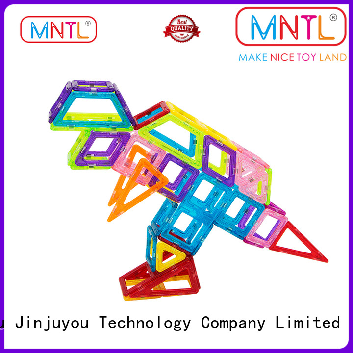 MNTL Best toy for children Mini Magnetic Building Blocks customization For kids over 3 years