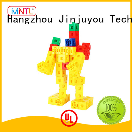 MNTL High quality Plastic building toys High quality For Children