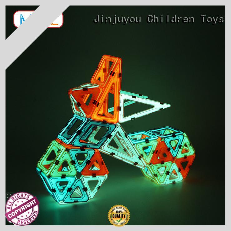 MNTL rose red children's building blocks DIY For Toddler