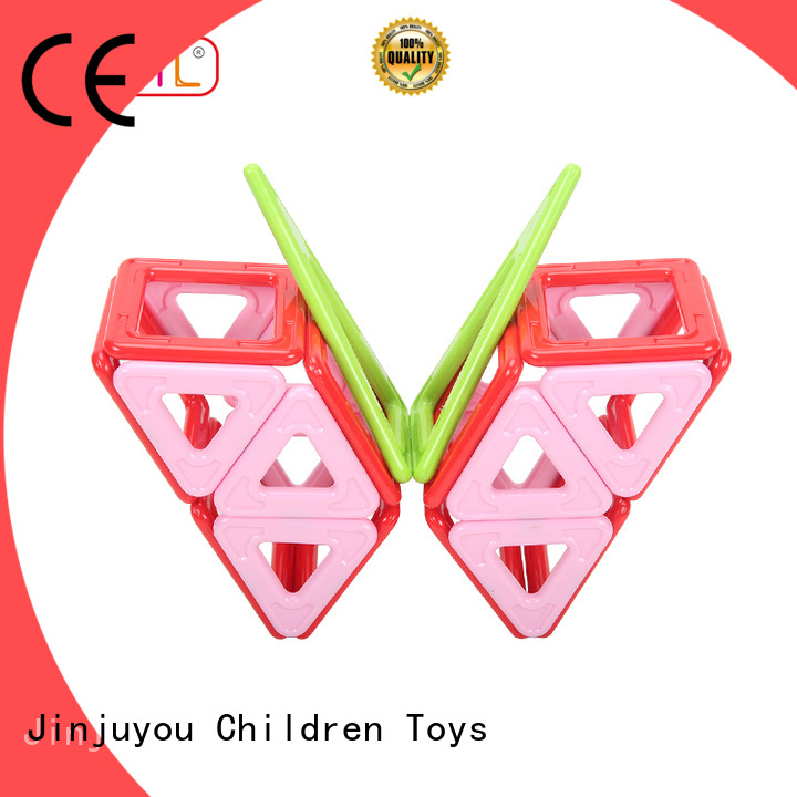 Newest magnetic blocks ABS plastic DIY For Toddler