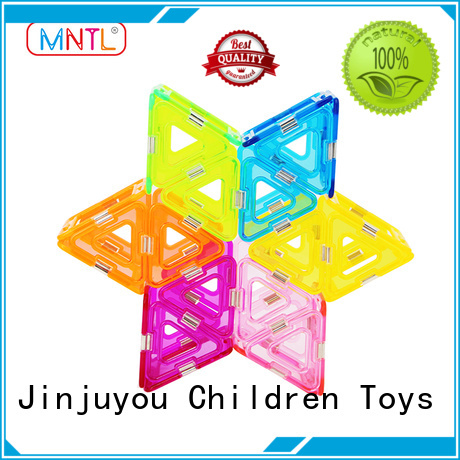 portable magnetic building blocks for toddlers Conventional customization For Toddler