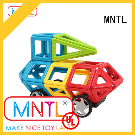 MNTL ABS plastic Classic Magnetic Building Blocks Magnetic Construction Toys For kids