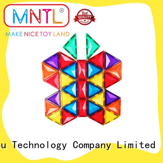 MNTL Recreational magnetic building blocks Magnetic Construction Toys For Children