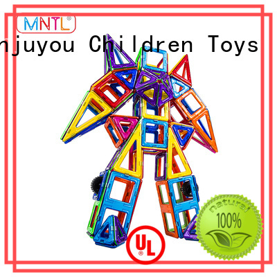 MNTL Newest Classic Magnetic Building Blocks DIY For Children